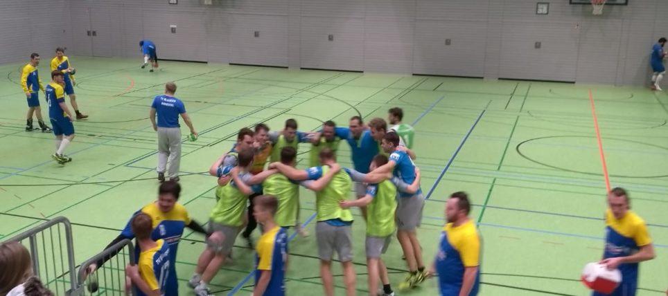 Männer 2 holen wichtigen Sieg in Aldingen