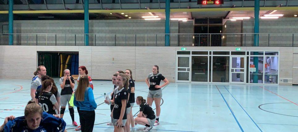 Frauen im Pech gegen HSG Neckar FBH