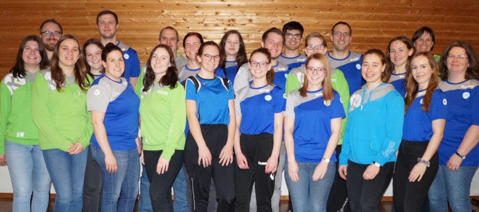 Gründung JSG Handball Rudersberg-Weissach im Tal