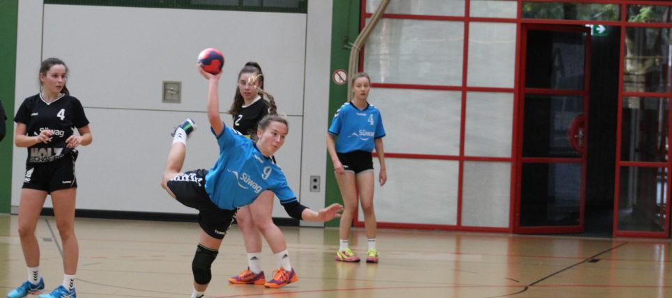 Weibliche A-Jugend gewinnt das Auftaktspiel gegen HABO 2