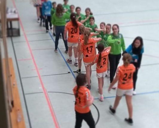 HC Oppenweiler/Backnang 2 – JSG Handball Rudersberg-Weissach im Tal 20:16 (9:9)