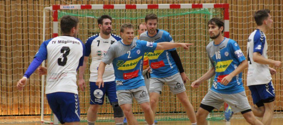 Männer Bezirksklasse – SGW startet mit Niederlage in die Saison