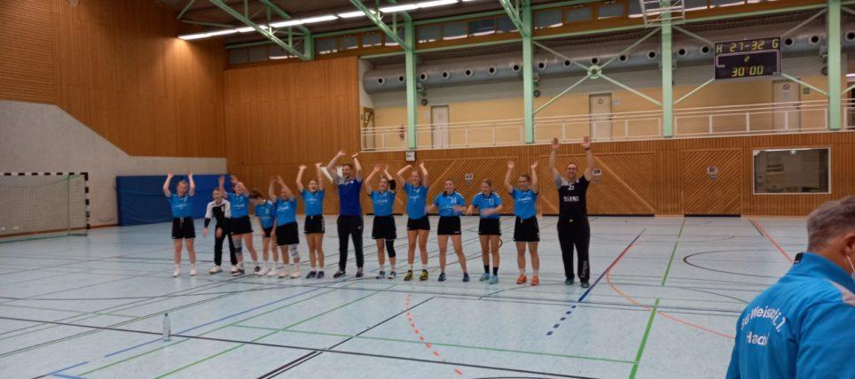 Weibliche A-Jugend erreicht Auswärts-Sieg in Markgröningen