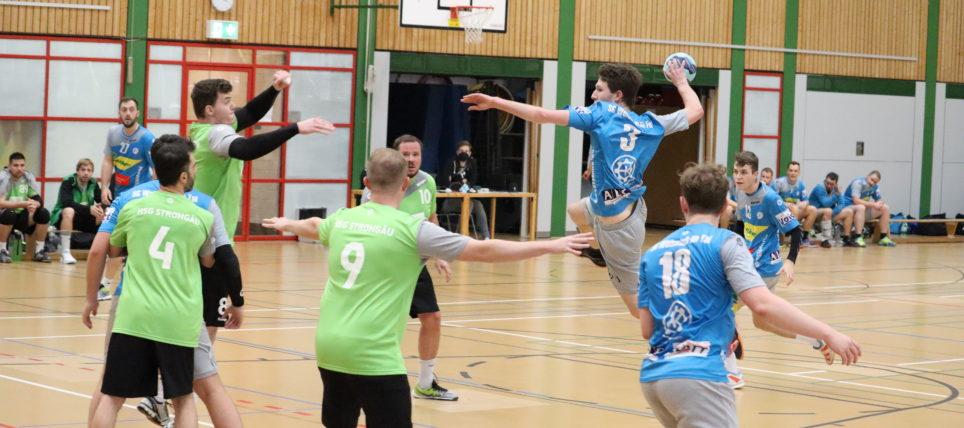 Zweite Männer-Mannschaft verliert trotz starker Aufholjagd